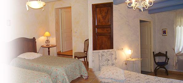 Gîte De Charme « Provence » Avec Piscine Au Pied Du Vercors Dans La